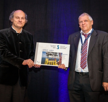 Iemants wins Steel Construction Award with Gemini substations