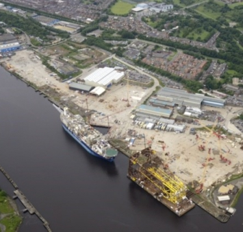 Smulders Wins EOWDC Foundations Contract