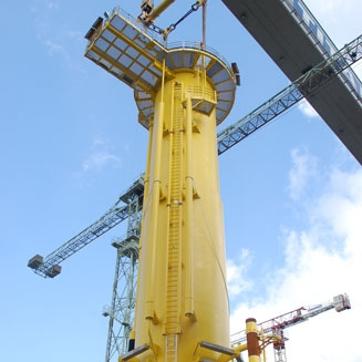 Humber Gateway Offshore-Windpark | TP