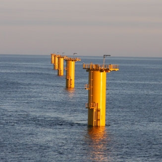 Rhyl Flats Offshore Wind Farm | TP